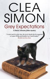 Grey Expectations Clea Simon cover