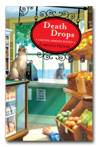 Death Drops by Chrystle Fiedler