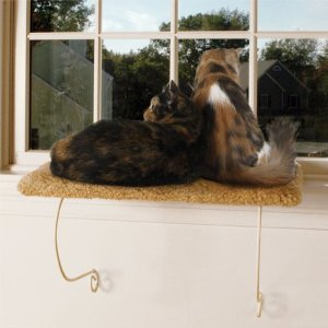 Meow Town Kitty Window Perch