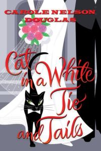 Cat in a White Tie and Tails cover