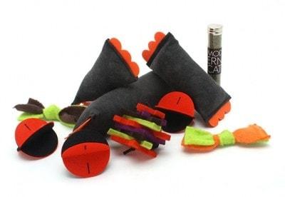 Moderncat Halloween cat toys