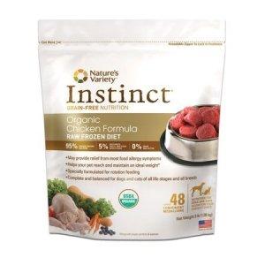 Nature's Variety Instinct Raw Organic Chicken