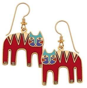 Laurel_Burc_cat_earrings