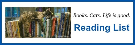 reading list banner with border