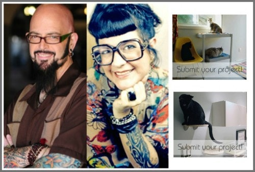 Shop hauspanther and help owner kate benjamin crush cancer for Jackson galaxy store