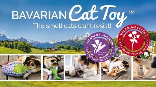 Bavarian-cat-toys