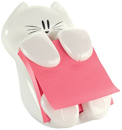 cat-post-it-dispenser
