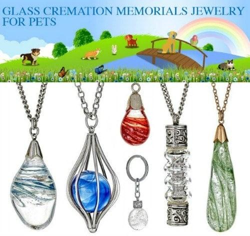 b5263012a Rainbow Bridge Memorials: Beautiful Jewelry to Remember Lost Loved ...