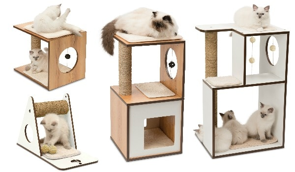 Vesper Play And More Feline Furniture The Conscious Cat