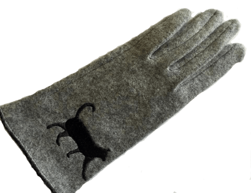 grey-cat-glove-with-black-cat