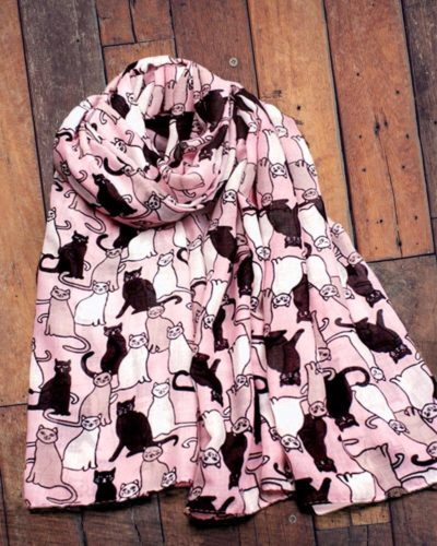 Pink_Cat_Scarf