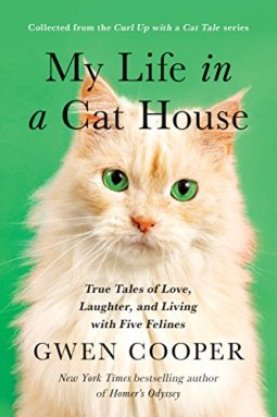 my-life-in-a-cat-house-gwen-cooper cover