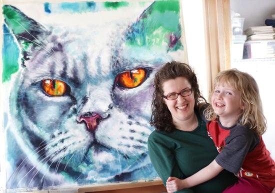 custom-cat-portrait-jessica-lindell