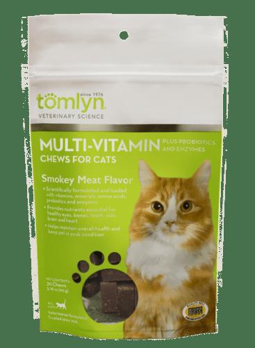 cat-multivitamin
