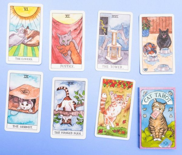 cat-tarot-cards