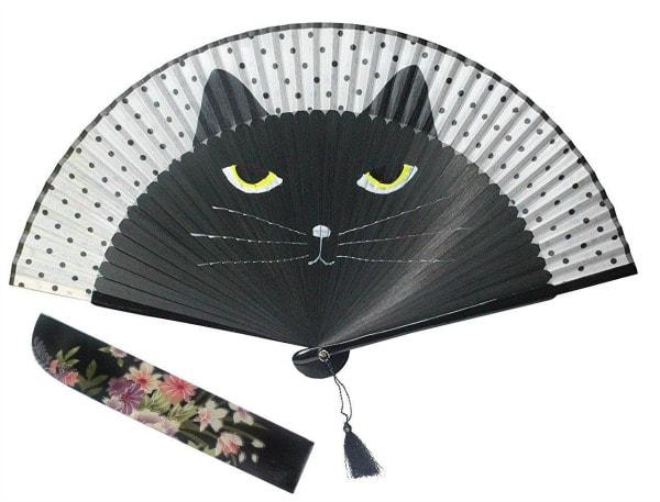 black-cat-fan