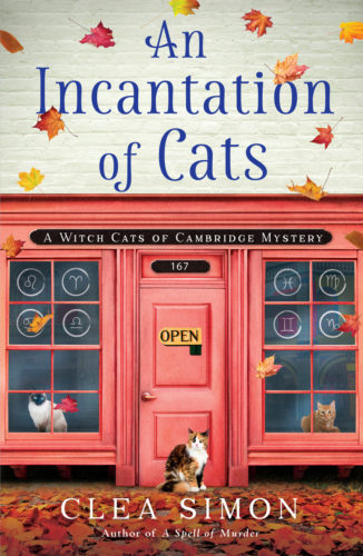 incantation-of-cats-clea-simon