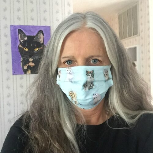 cat-face-mask