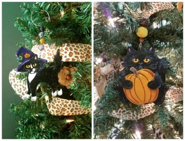 halloween-cat-ornaments