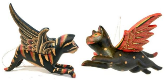 balinese-carved-winged-cats cover
