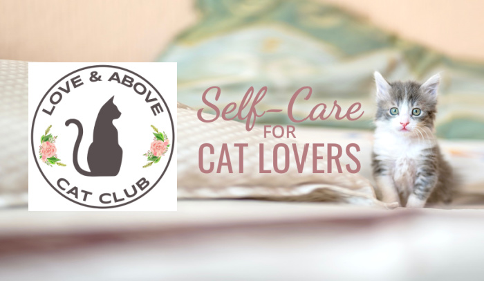 love-and-above-cat-club-self-care-cat-lovers