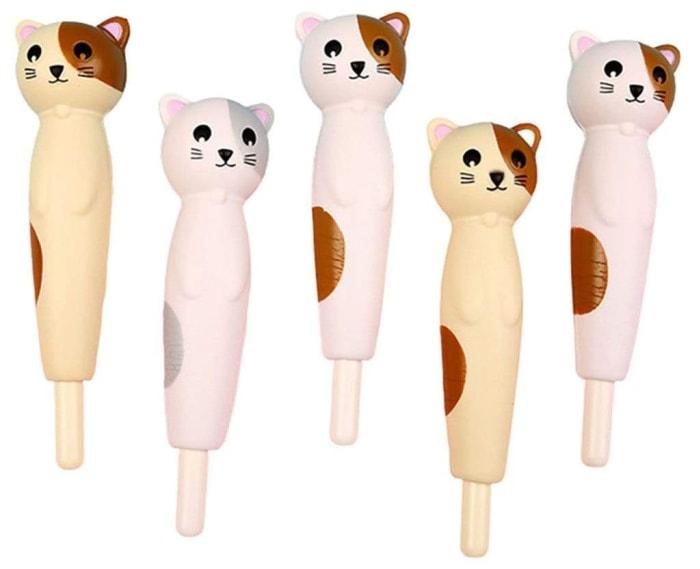 limited-edition-cat-pens-squishy-cat-pen