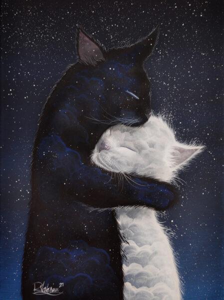 cat-art-raphael-vavasseur