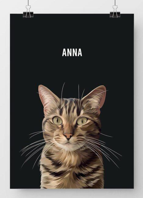 cat-custom-portrait