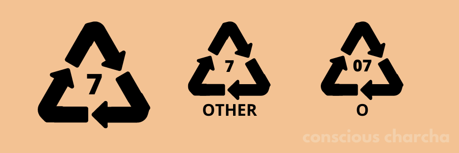 Plastic type 7-others