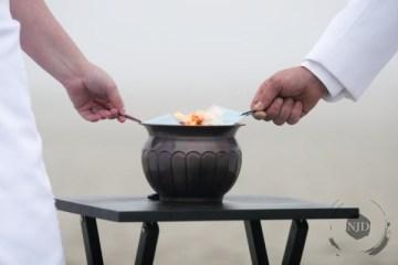 burning bowl PHOTO
