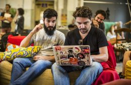 Red Bull Amaphiko social entrepreneur academy