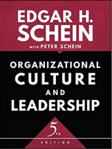 Organizational Culture and Leadership by Edgar Shein Cover