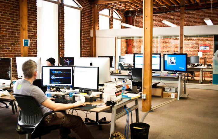 all-inclusive workspaces in the tech sector
