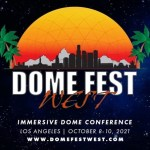 Dome Fest West logo
