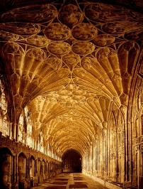 The Cloisters, Gloucester, England