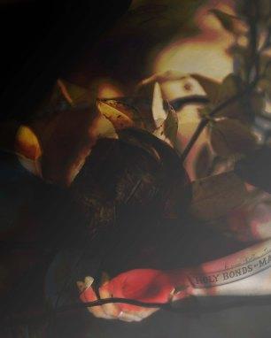 'Holy Bonds 2' Digital Fine Art Print by Vicky Reisima (2014)