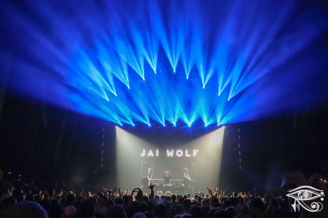 Jai Wolf - ODESZA - A Moment Apart Tour 2018