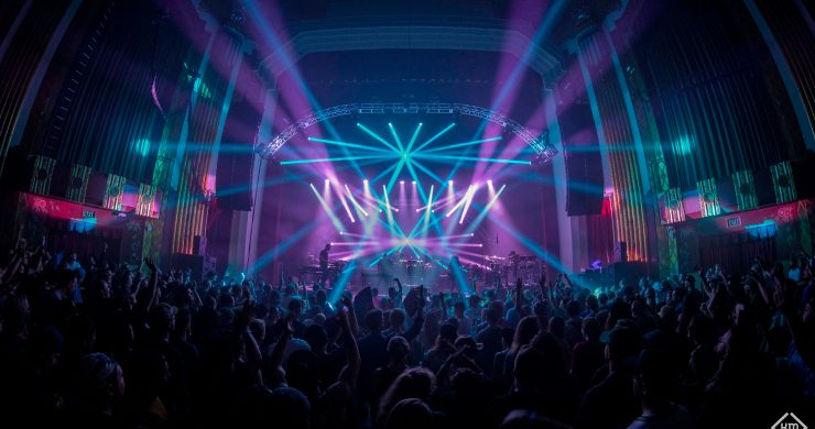 Sound Tribe Sector 9 Wave Spell, Paramount Theatre, Denver, Colorado, 2019