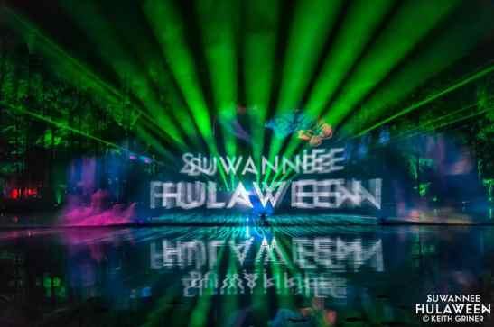 Suwannee Lake, Hulaween, 2019. Photo: Keith Griner.