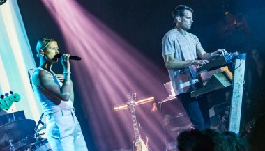 Tycho performs at The Independent in San Francisco on July 16, 2019. Photo: Joaquin Cabello.