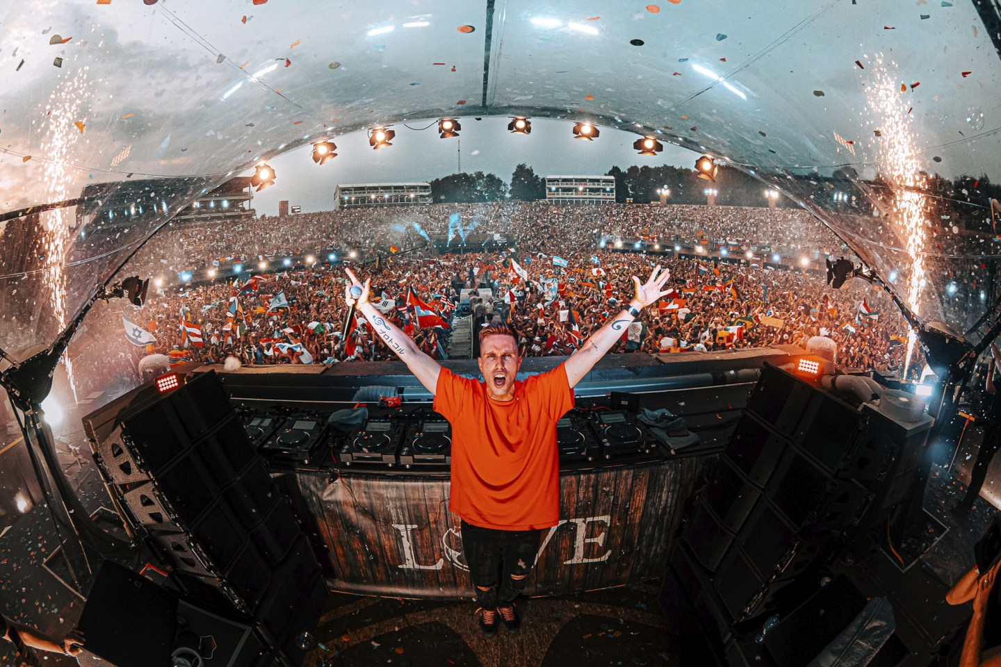 Nicky Romero releases first single off forhcoming Redefined EP