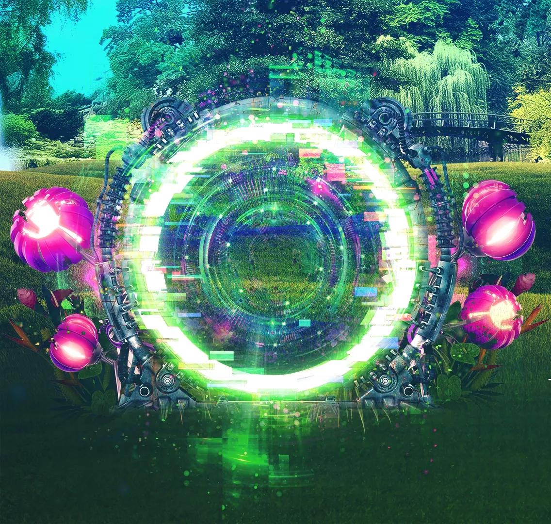 Digital Gardens 2020 lineup