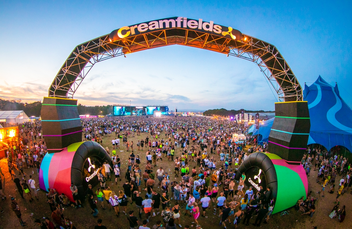 Creamfields announces initial 2020 line-up