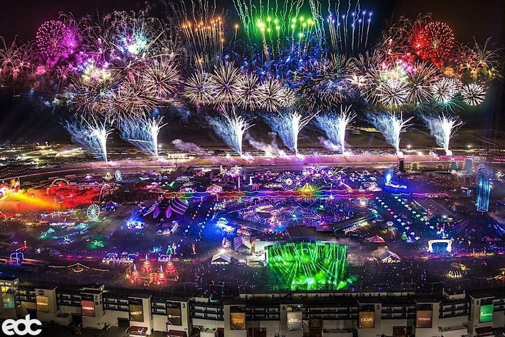 Insomniac reveals EDCLV 2020 line-up tenth anniversary