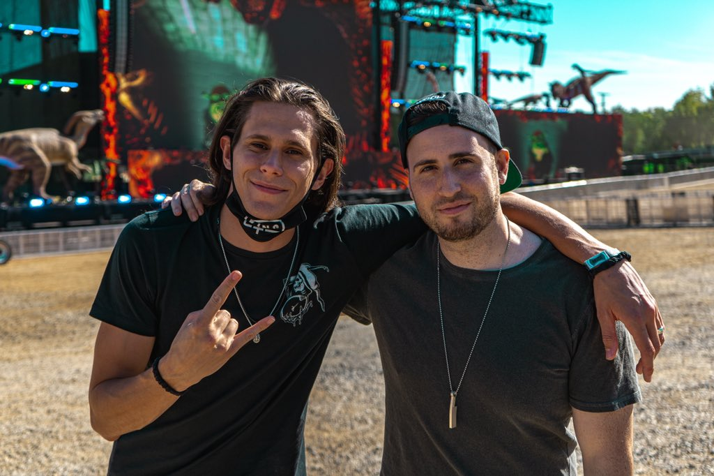 Sullivan King and Wooli at Lost Lands