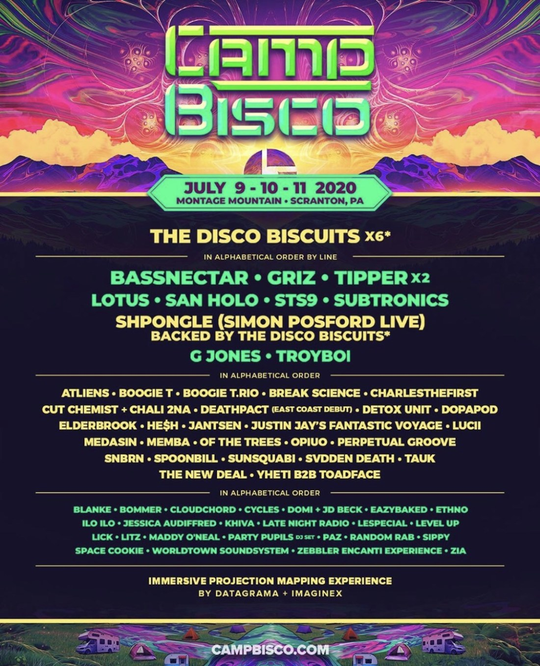camp-bisco-2020-line-up-poster-conscious-electronic
