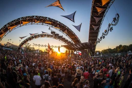 Sunset Music Festival 2019, Tampa Bay, Florida.