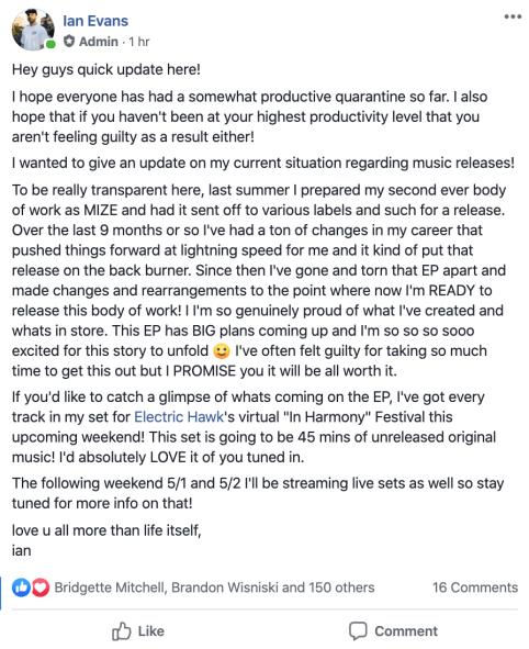 mize-ep-announcement-conscious-electronic