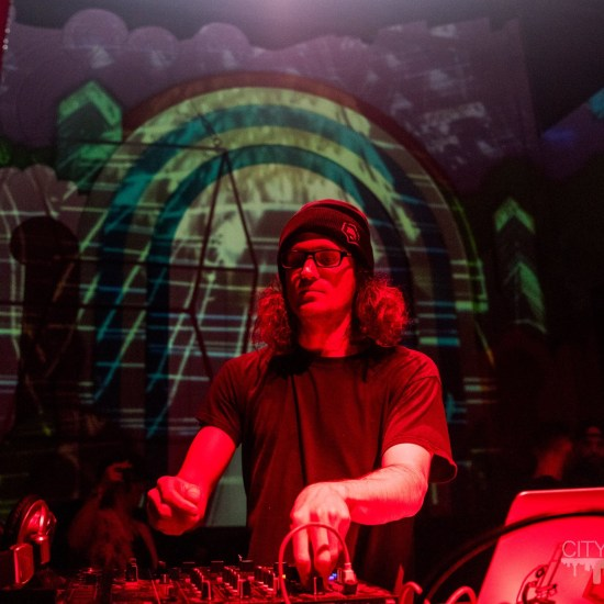 Supertask plays The Great Northern in San Francisco