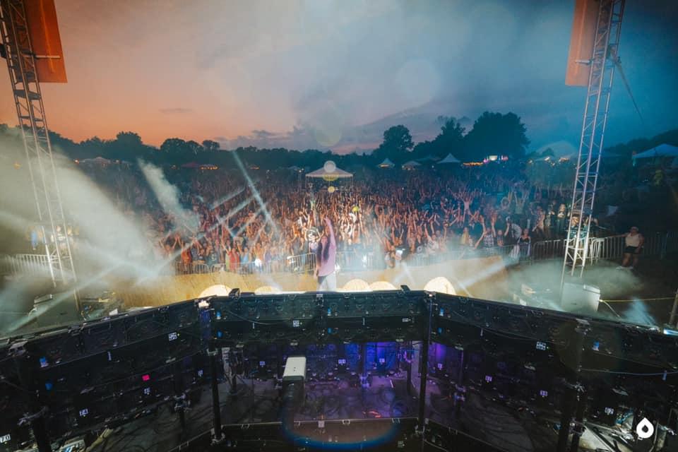 Mersiv Turn Down set at Sound Haven 2021